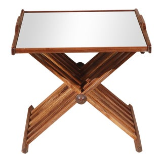 """""""Edward"""" Folding Tray Side-Table By Lawson-Fenning"""