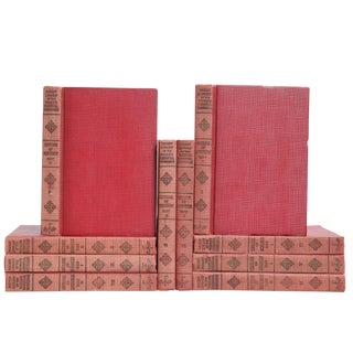 1920's Pocket-Sized Reference Library - Set of 10