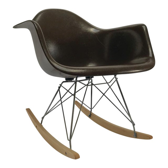 Vintage Eames Rocking Chair - Image 1 of 11