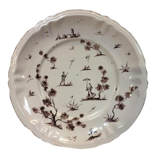 Italian Ceramic Charger
