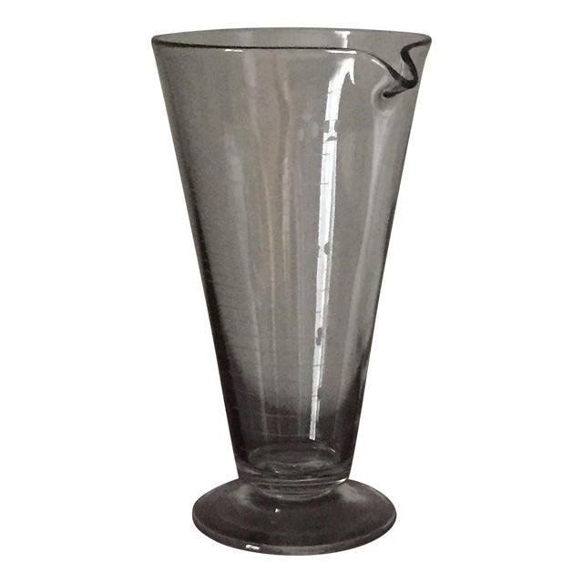 Vintage Lab Glass Vase - Image 1 of 6