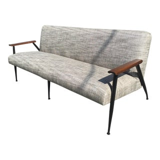 Danish Modern Floating Sofa