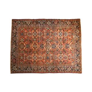 "Vintage Mahalati Carpet - 7'6"" x 9'10"""