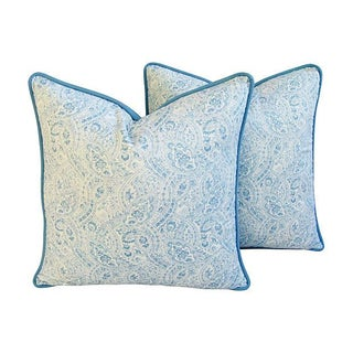 Ralph Lauren Bridge Hampton Pillows- A Pair