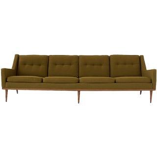'Articulate Sofa' by Milo Baughman for James, Inc.