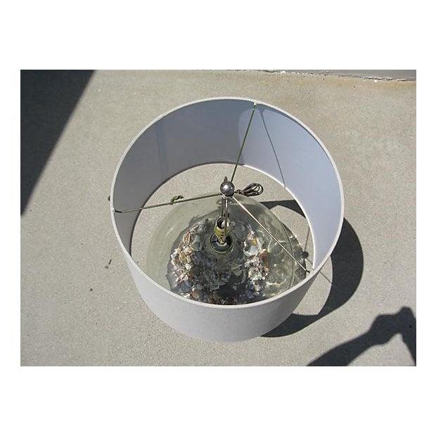 Coastal Glass Bottle Lamp - Image 4 of 5