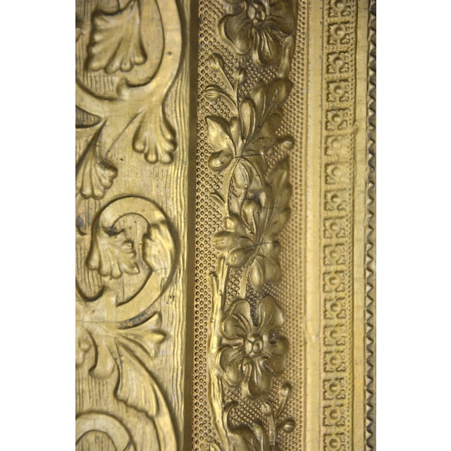 Image of European Gilded Accent Mirror