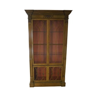 Baker Historic Charleston Collection Curio Cabinet