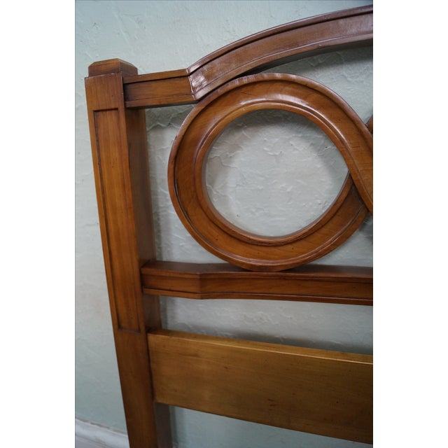 Widdicomb French Style King Size Headboard - Image 4 of 10