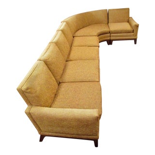 Mid-Century Baker Sectional Sofa