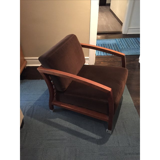 Contemporary Malena Armchair by Jon Gasca - Image 2 of 4