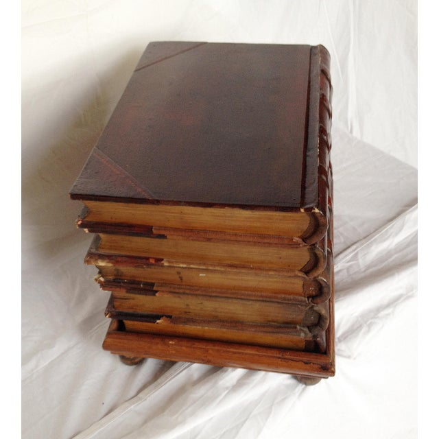 Book Form Low Stool Table - Image 5 of 5