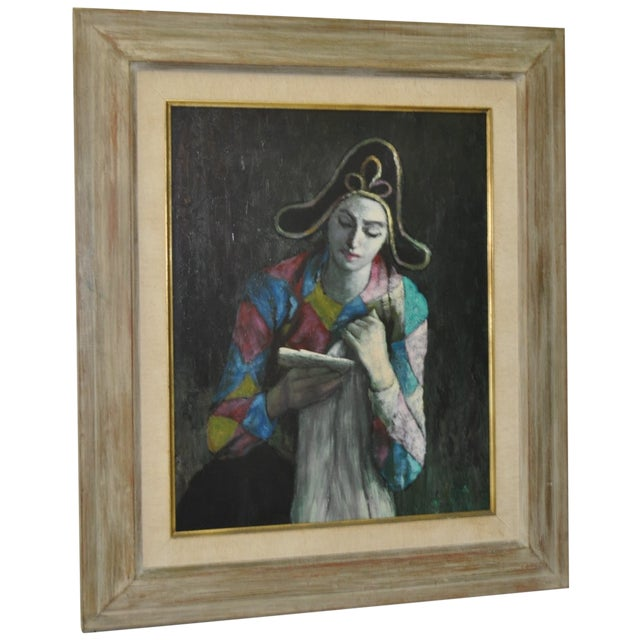 Vintage Painting After Picasso C.1970 - Image 1 of 7