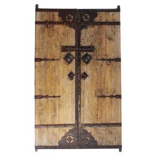 Antique Mongolian Gate
