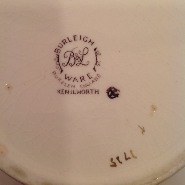 Transferware Serving Dishes - A Pair - Image 4 of 6