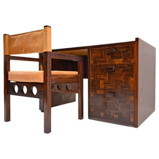 Don Shoemaker Desk & Chair