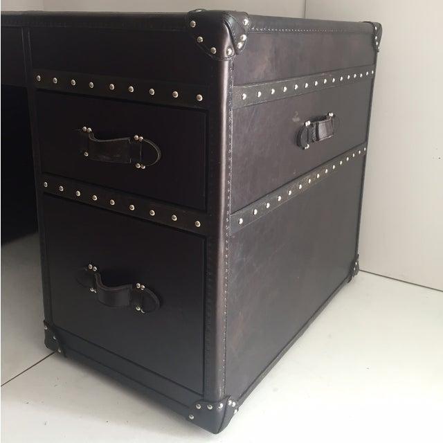 Restoration Hardware Mayfair Desk - Image 2 of 4
