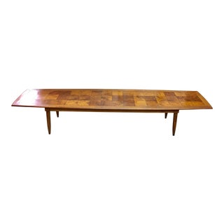 Tomlinson Surfboard Coffee Table