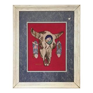 Native American Needlepoint Art