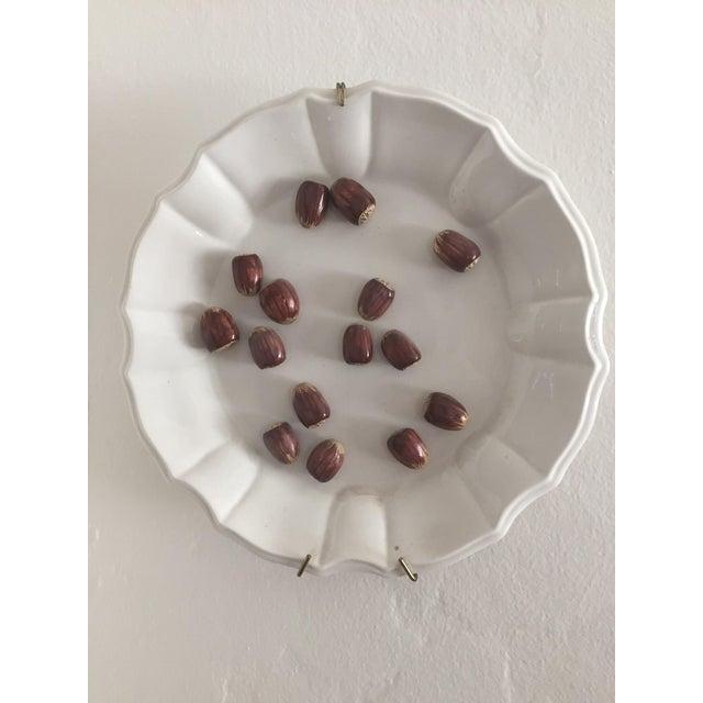 Tiffany Chestnuts Trompe L'Oeil Plate - Image 8 of 8