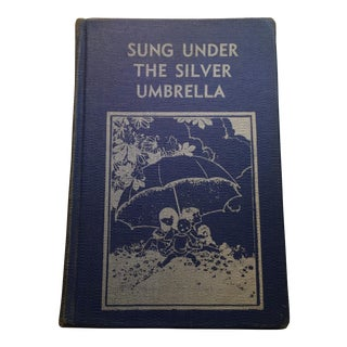 "1954 ""Sung Under the Silver Umbrella"" Book"