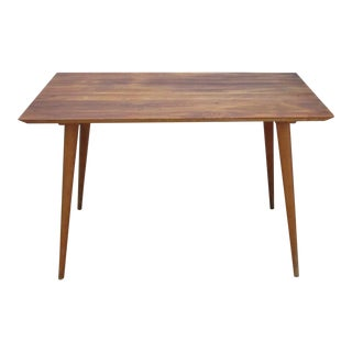 Mid Century Modern Paul McCobb Maple Wood Table