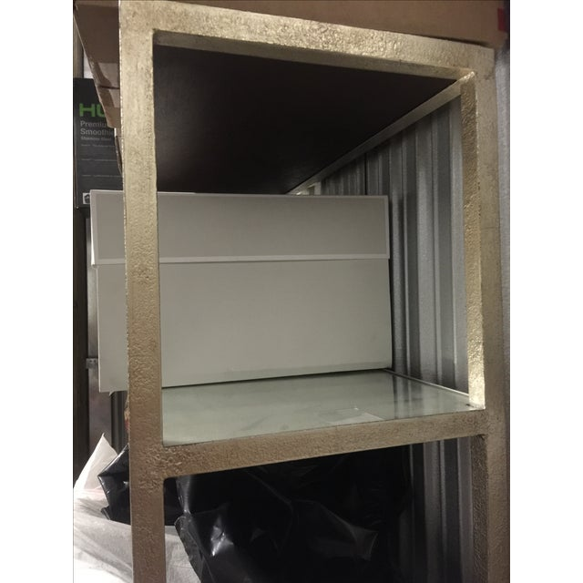 HD Buttercup Metallic Gold Bookcase - Image 4 of 7