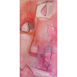 "Trixie Pitts ""Baby Love"" Abstract Painting"
