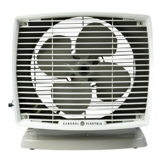 1960s GE 2 Speed Adjustable Fan
