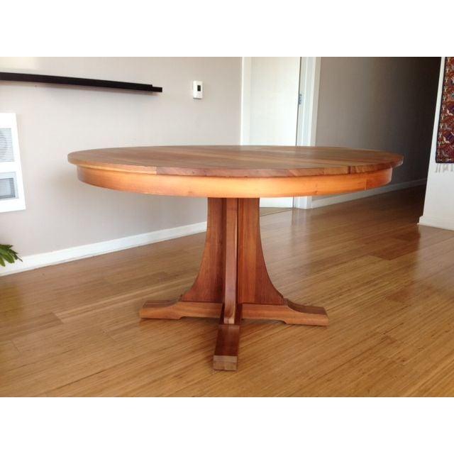 Stickley Pedestal Dining Set Chairish