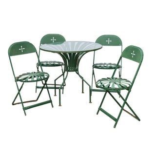 Francois Carre Style Garden Set
