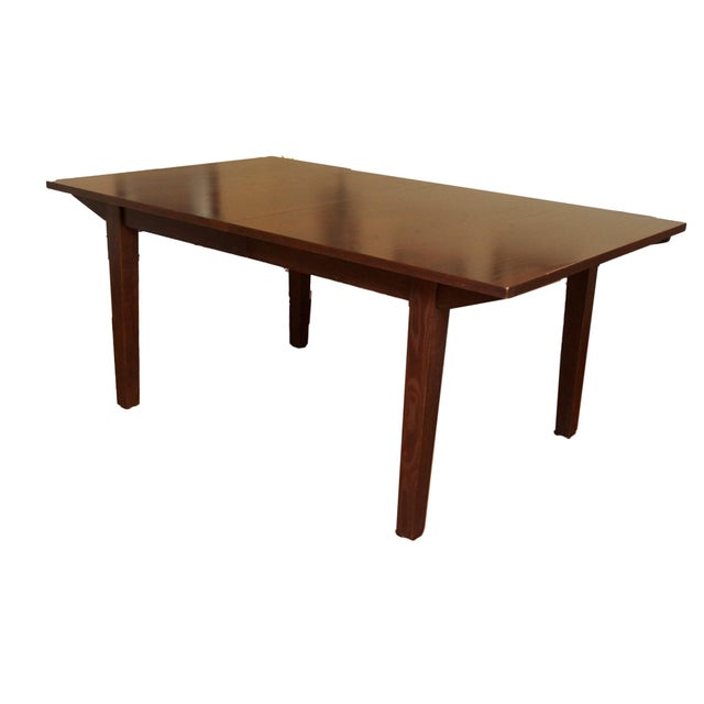 Ethan Allen Horizon Collection Dining Table - Image 2 of 8