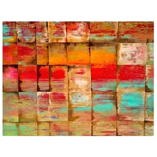 Contemporary Abstract Painting by A. Dunn