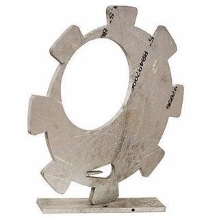 Abstract Aluminum Sculpture
