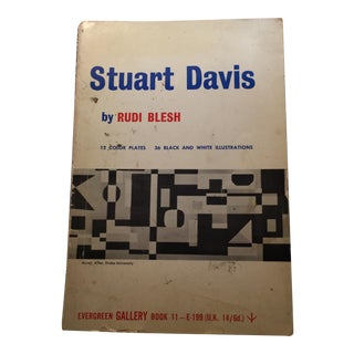 """""""Stuart Davis"""" by Rudi Blesh"""