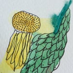 Image of Lori Fox Desert Bloom Painting