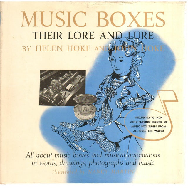 Music Boxes: Their Lore and Lure by Helen Hoke - Image 1 of 3