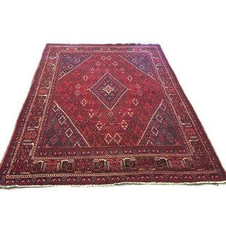 Vintage Persian Carpet - 9′10″ × 13′6″