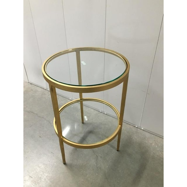 Studio a Two-Tiered Side Table - Image 2 of 5