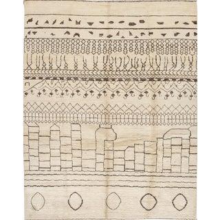 "Apadana - Modern Moroccan Rug, 8' X 10'1"""