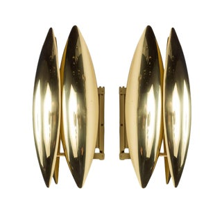 Pair of Jo Hammerborg Sconces