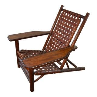 Mid Century Adirondack Chair