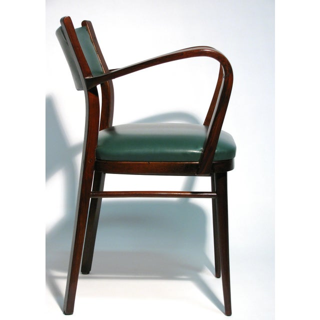 Italian Bentwood Armchair - Image 3 of 7
