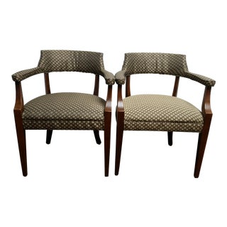 Myrtle Desk Company Chairs - A Pair