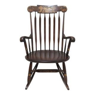 Hitchcock Plank Bottom Rocker Chair