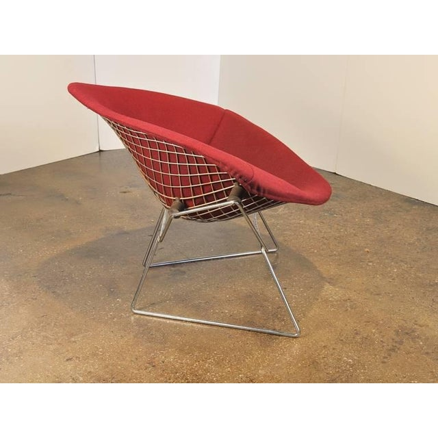 Vintage Large Bertoia Diamond Chair by Knoll - Image 3 of 10