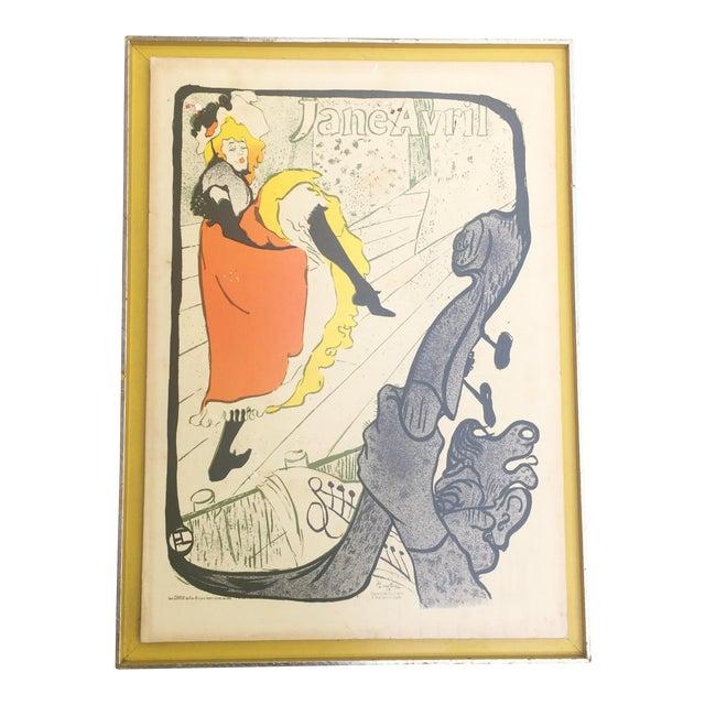 Lautrec Moulin Rouge Framed Poster - Image 1 of 11