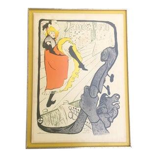Lautrec Moulin Rouge Framed Poster