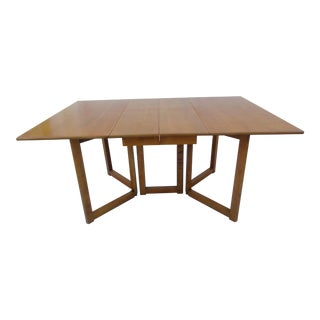 Conant Ball Dropleaf Dining Table