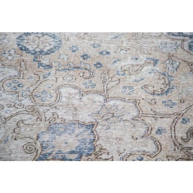 """Distressed Kaisary Carpet - 6'8"""" X 9'5"""" - Image 8 of 10"""